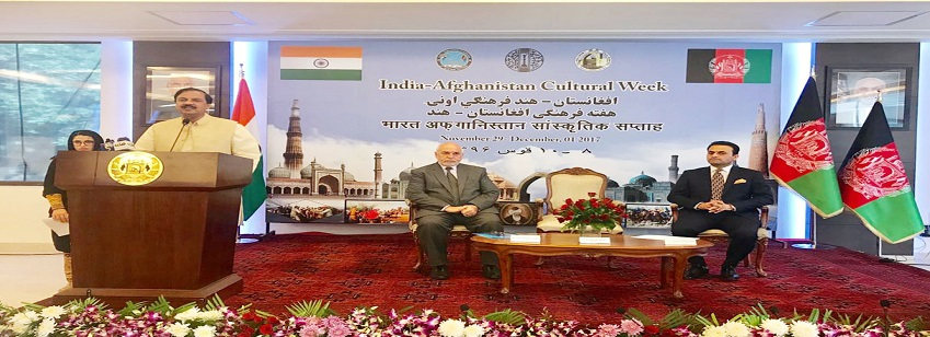 The Minister of State for Culture (I/C) and Environment, Forest & Climate Change, Dr. Mahesh Sha...